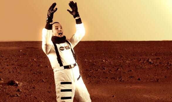 Carlos l'astronaute